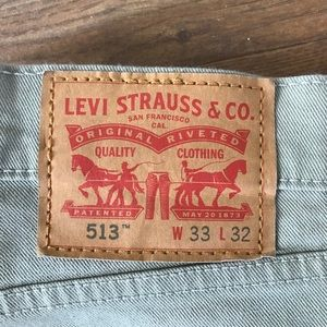 Levi's Jeans - Levi 513 jeans 33x32
